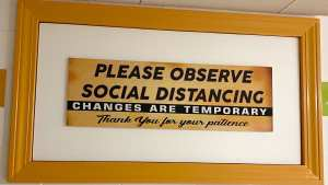 Please-Observe-Social-Distancing
