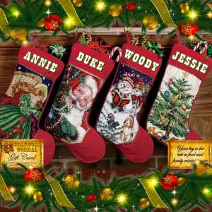 Holiday Corral Gift Card Pack Sale - Stocking Stuffers