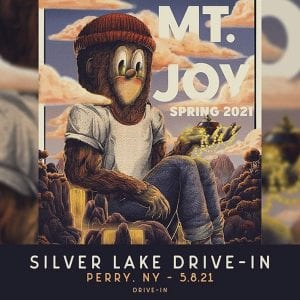 Mt. Joy - Silver Lake Live - Saturday, May 8th