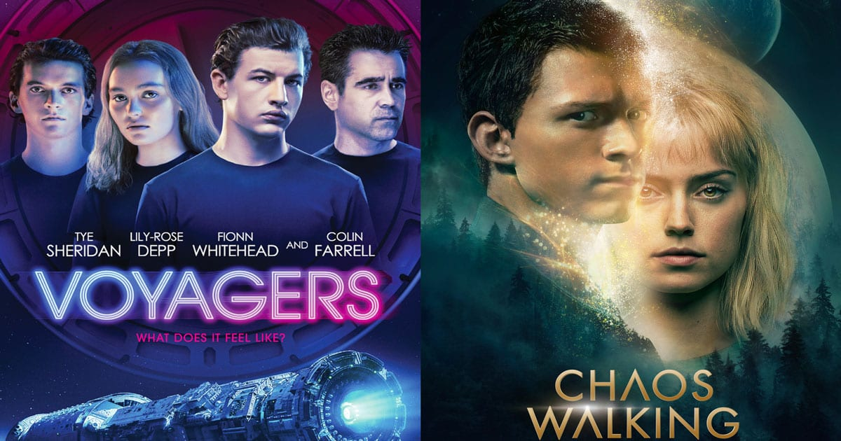 Voyagers followed by Chaos Walking