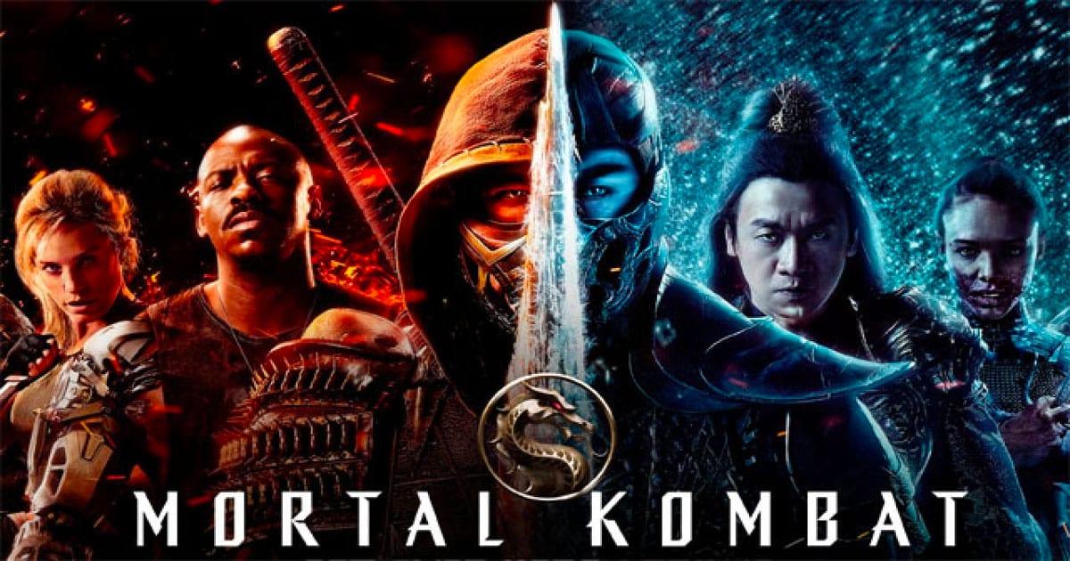 MORTAL KOMBAT - Get Over Here!