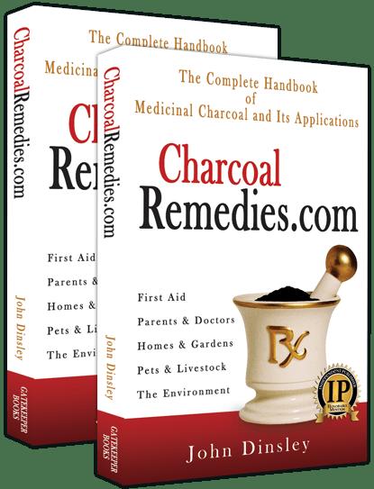 Charcoal Remedies book - CharcoalRemedies.com ஐ