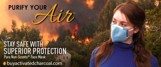 Stay safe with carbon mask