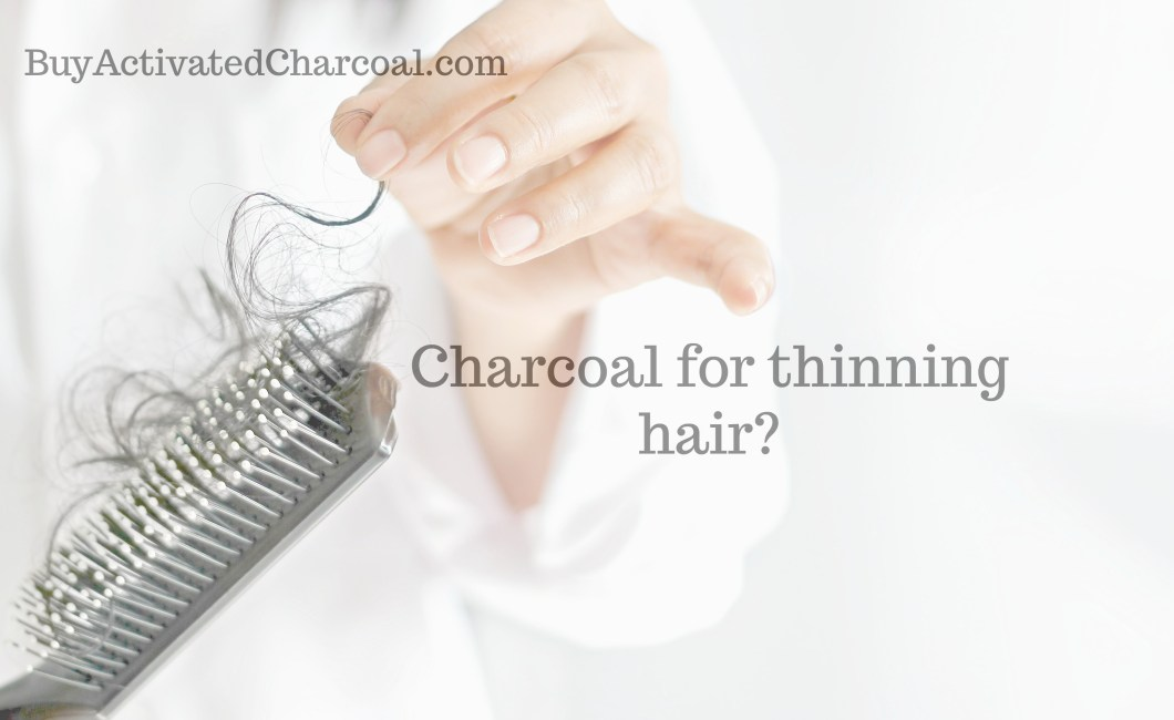 Activated charcoal for thinning hair 2 - Does activated charcoal help thinning hair?