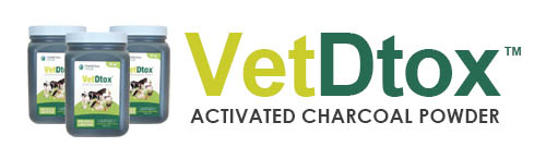 VetDtox activated charcoal powder for animals Brown Recluse