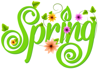 png spring words - Charcoal Green® for Gardens, Flowers, Crops, Soil