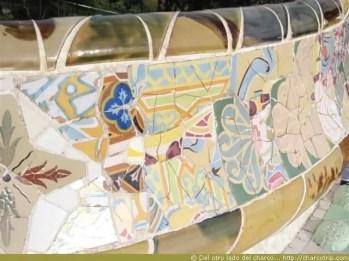 Azulejos Parque Guell