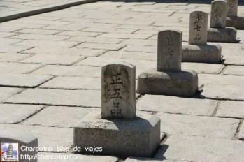 Piedras con inscripciones