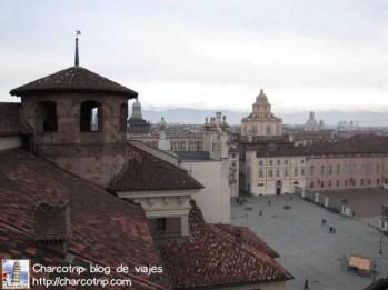 Desde las alturas del Palazzo Madama