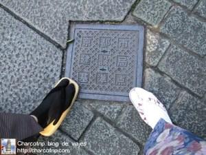Ahí vamos con nuestro calzado japones