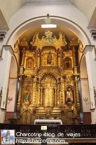El altar de la leyenda