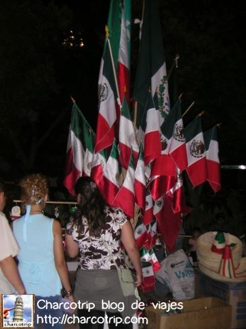 Banderas de todos los tamaños