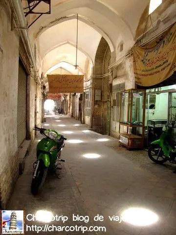 El bazar, todo cerrado