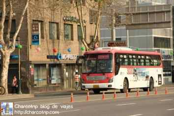 Autobús de Suwon