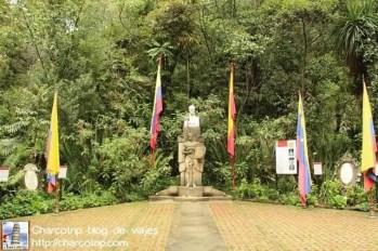 Busto de Bolivar