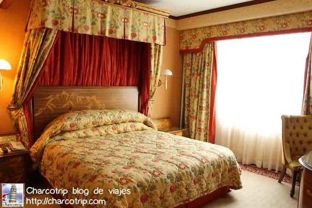 Una cama de reyes en Macau