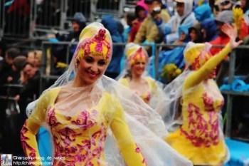 carnaval niza bailarina
