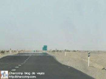 Y cuando digo que es el desierto es por que lo es!