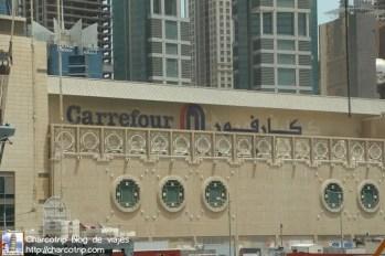 Si no dijera Carrefour a la izquierda la reconocerias?
