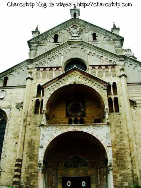La Catedral de Verona
