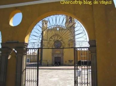 Convento que invita a entrar
