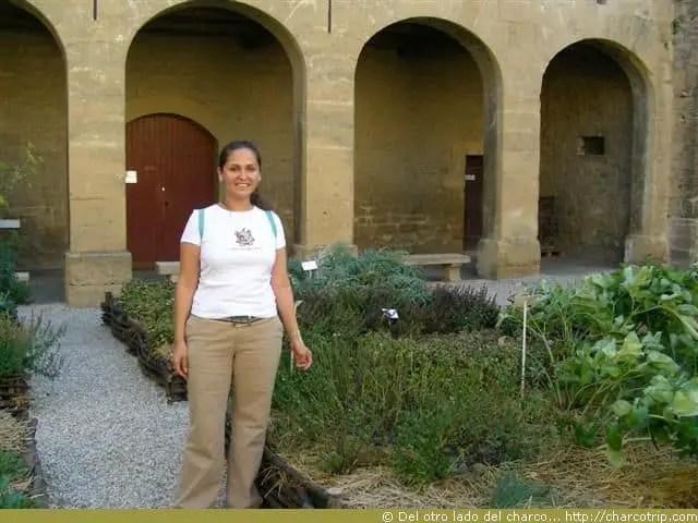 dentro castillo emperi salon-de-provence