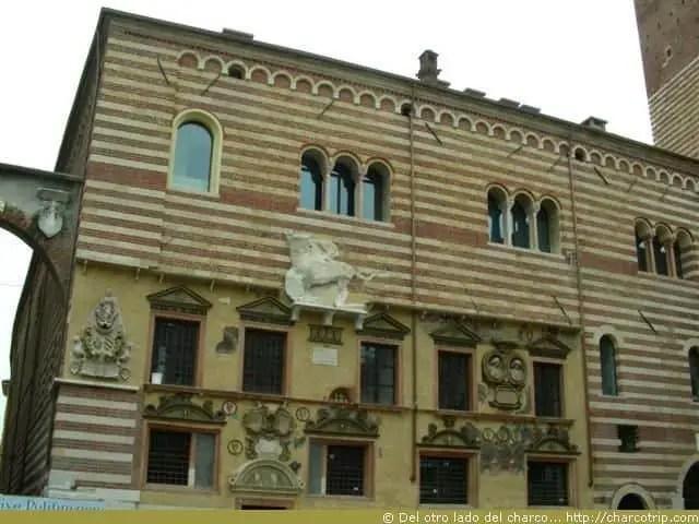 Edificios de la plaza