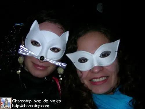 Olena y yo