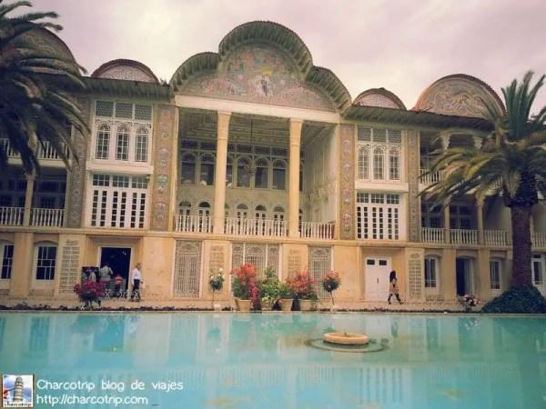 El Palacio Eram (no abierto al publico)