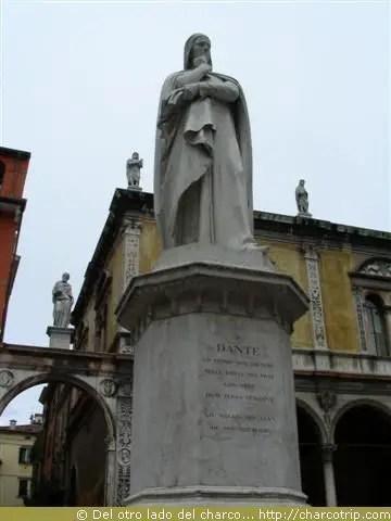 Estatua Dante