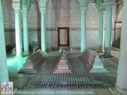 Las tumbas reales