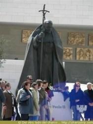 Estatua de JPII