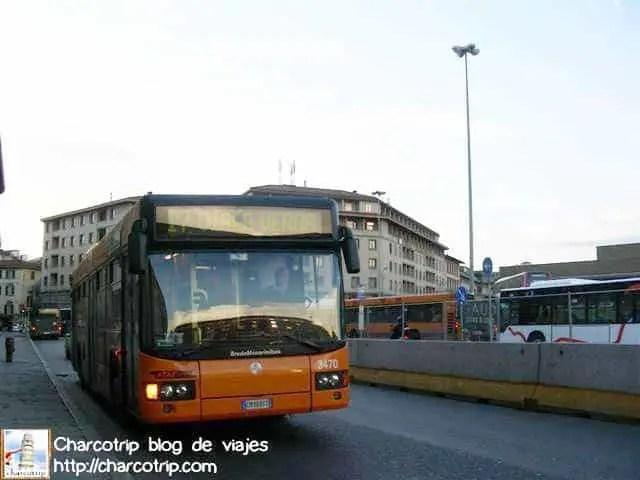 Autobus de Florencia