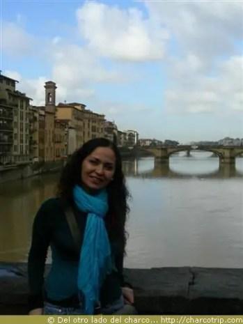 En el puente