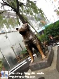 Otra de la estatua