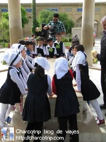 hafez escolares shiraz