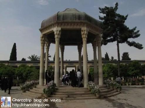 Mausoleo hafez shiraz