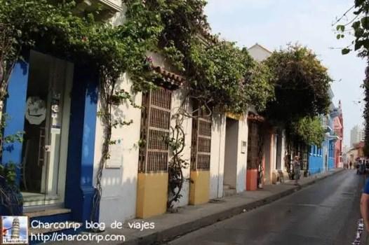 La calle de las bóvedas