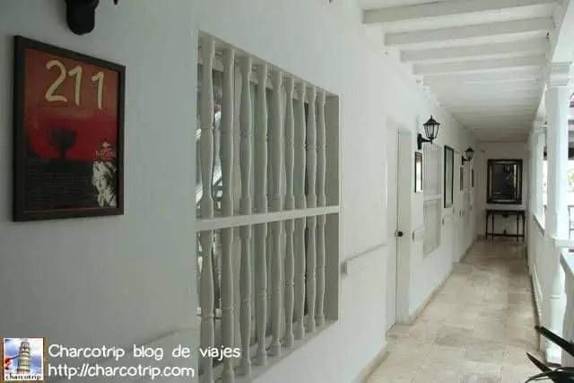 Habitaciones del segundo piso, mejor aca