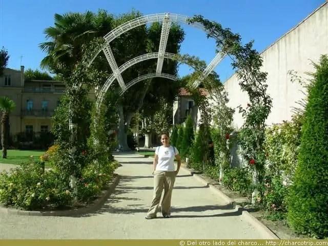 jardín del ayuntamiento