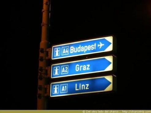 Budapest era el lugar donde iríamos después