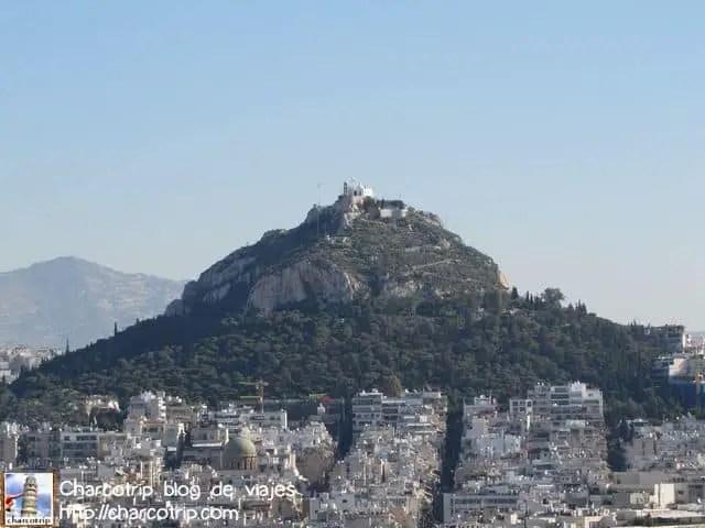El castillo en la cima
