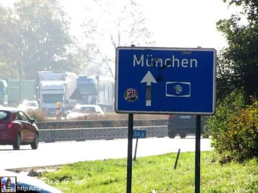 En marcha por la autobahn