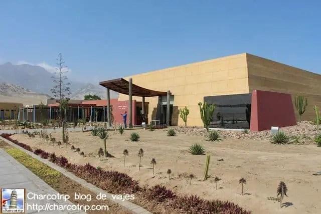 Museo Huacas Moche
