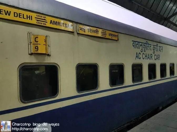 Shatabdi Express