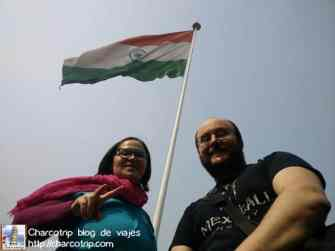 Y llegamos a la India