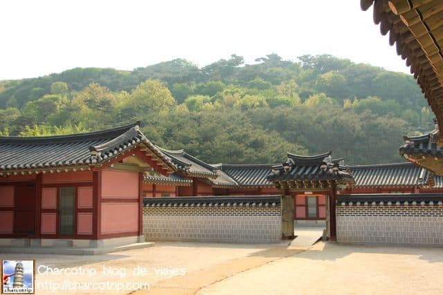 palacio hwaseonghaengung paisaje