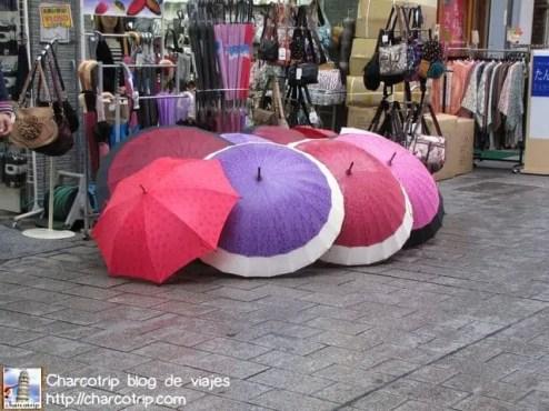 Paraguas magicos