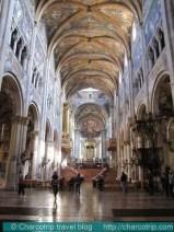 La catedral por dentro
