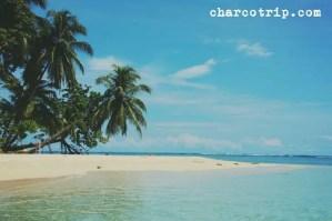 playa-cayo-zapatilla
